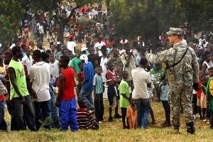 Haiti US Army