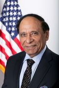 03282013 Official photo of Ambassador Islam Siddiqui